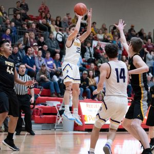 CAVALIERS EARN ALL-DISTRICT BASKETBALL HONORS
