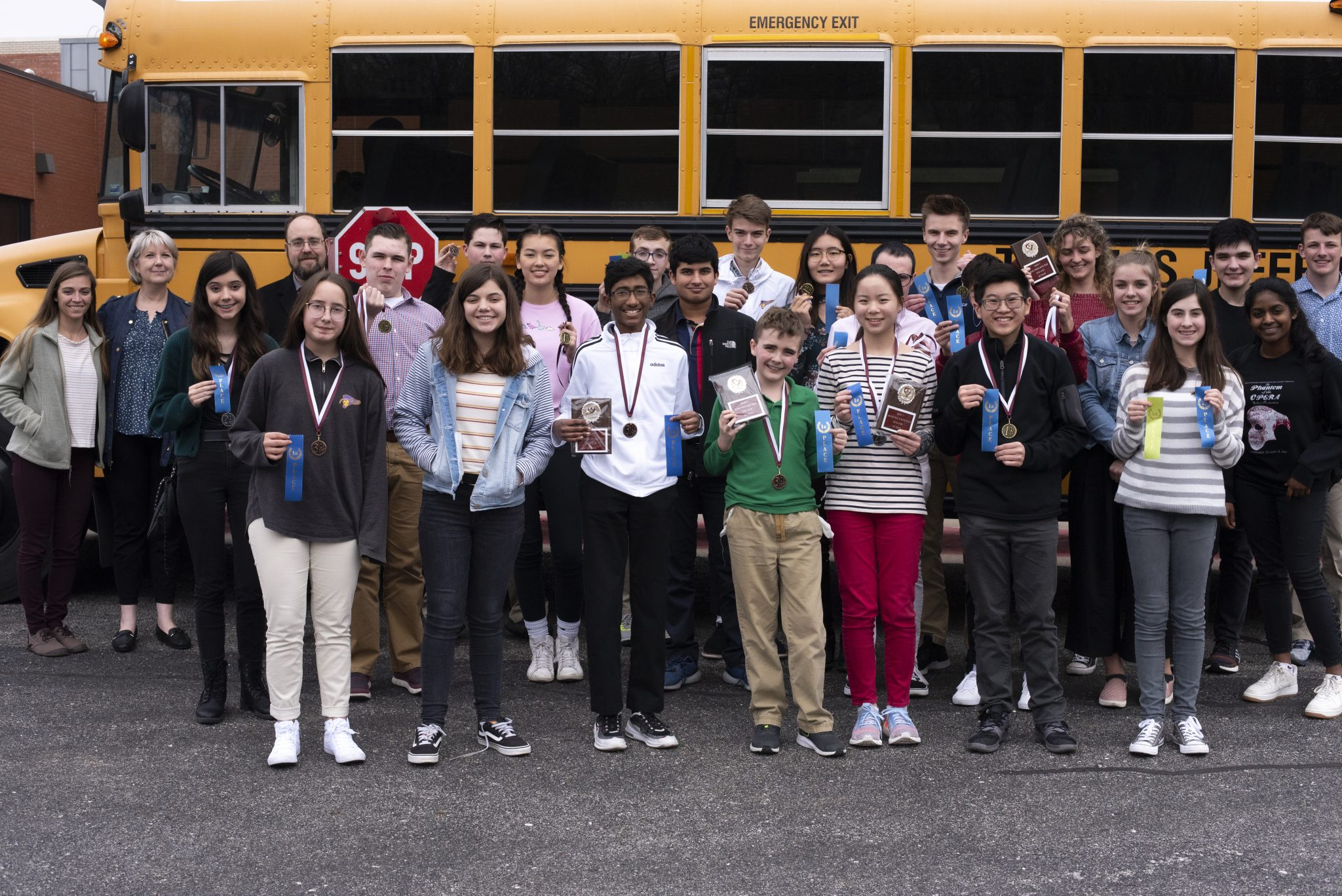 TJ STUDENTS OUTPERFORM AT OZARK 7 CONFERENCE MATH & SCIENCE CONTEST